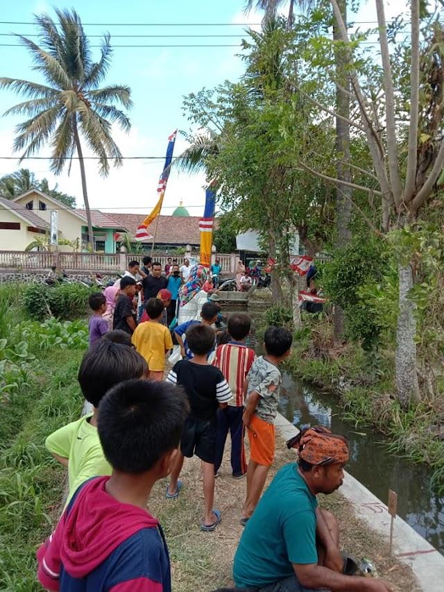 Event Mancing Minimalis Kerjasama BPPD Dengan Desa Genggen Timur