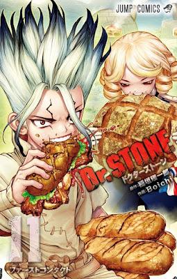 Dr. Stone Volume 11 - 12 Bahasa Indonesia