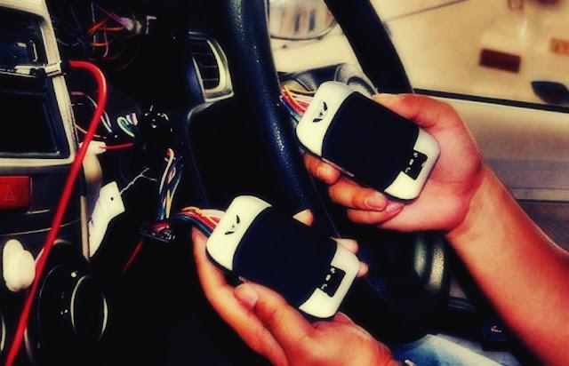 Tips Gampang Agar Mobil Aman Dari Maling