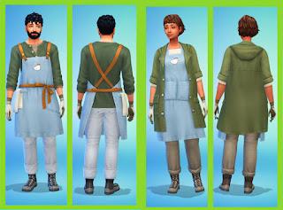 los sims 4 vida en el pueblo granjeros mod