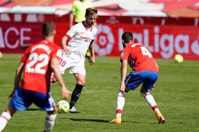 ملخص واهداف مباراة غرناطة ضد إشبيلية (1-0) في الدوري الإسباني