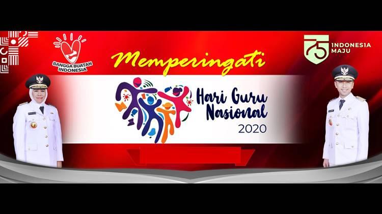 Download Logo Hari Guru Nasional Png Resmi Kemendikbud 2020 Untuk Spanduk Banner Kanalmu