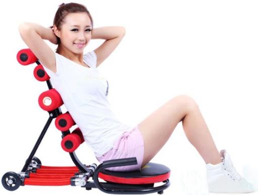 Có nên mua máy tập cơ bụng để tập ở nhà không?