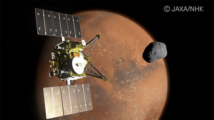 Japan will record 8K video of the planet Mars