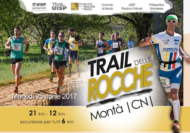 Trail delle Rocche a Montà 2^ edizione