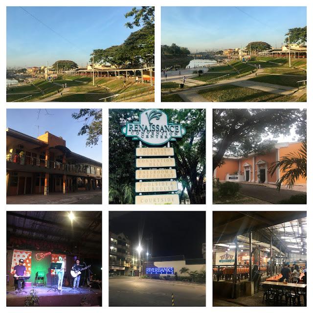 Courtyard, Renaissance Center, Riverbanks Park, Riverbanks Center - Events Place in Marikina