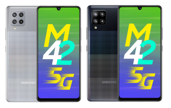 Samsung Launches Galaxy M42 5G with 6.6-inch Display, 8GB RAM, 5000mAh Battery