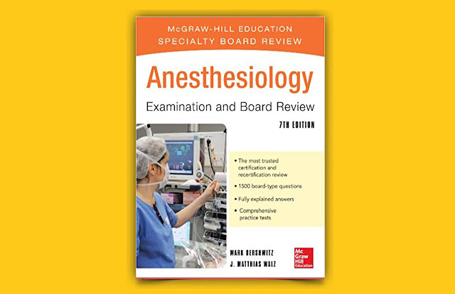 Download Anesthesiology Examination Board Review 7 ED PDF for free