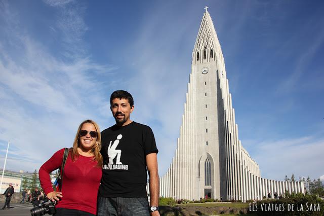 Dia 1: Arribada i visita a la ciutat de Reykjavik
