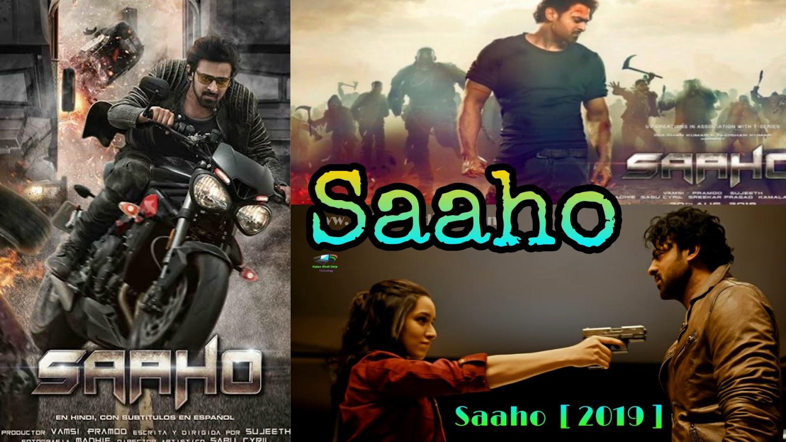 Saaho Prabhas Full Movie HD