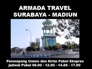 Travel madiun