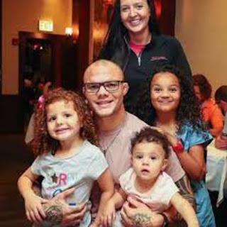 Anthony Smiths Family