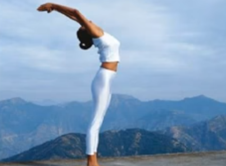 Yoga Posture Guide: The Half – moon Pose (Ardhachandra-asana)