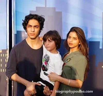 Shahrukh Khan Children Photo, Shahrukh Khan ke bachche