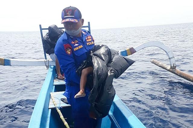 Tragedi Bocah Terseret Ombak di Lombok Utara Ditemukan Tewas