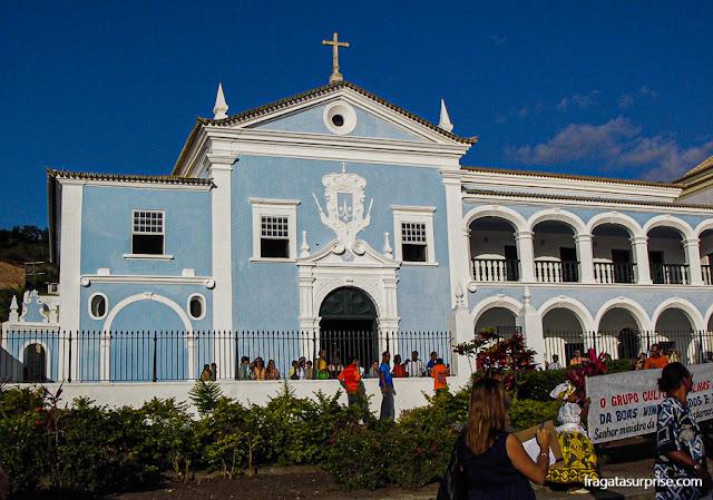 Igreja da Ordem Terceira do Carmo, Cachoeira, bahia