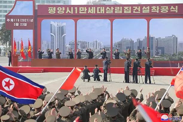 Kim Jong Un Makes