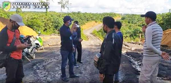 Bupati Barito Utara Himbau Perusahaan dukung Pembangunan