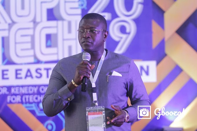 KOPETECH (EAST) 2019: Meet the founder, Dr. Kennedy Okonkwo
