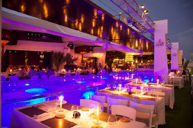 Restaurante Lio em Ibiza