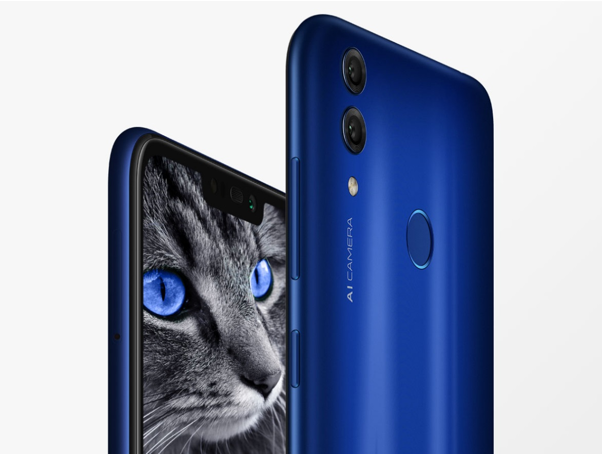Honor 8C With AI-Backed Selfie Camera Launched in India