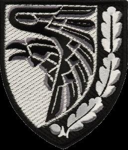 нарукавна емблема 93-ї окремої механізованої бригади Холодний Яр