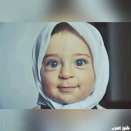 10 صور لاجمل بنات صغار بالحجاب !