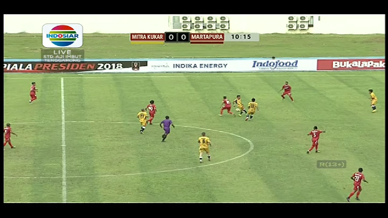 stasiun tv yang menyiarkan Piala Presiden 2018