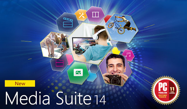 CyberLink Media Suite 14 Ultra Crack With Full Version