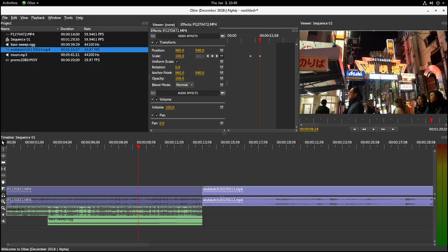تحميل مباشر برنامج Olive Video