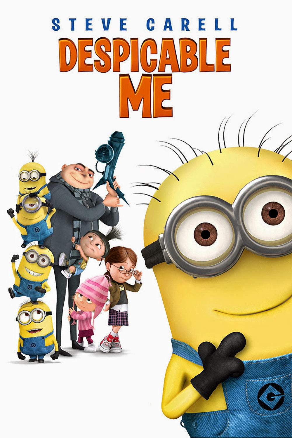 Watch Despicable Me (2010) Online For Free Full Movie English Stream