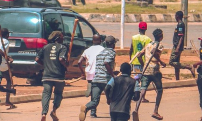 OBASEKI CONDEMNS ATTACK ON ENDSARS PROTESTERS IN BENIN