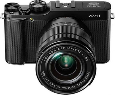 Fujifilm X-A1 Mirrorless Digital Camera Firmware Full Driversをダウンロード