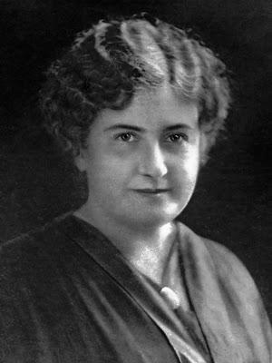 Retrato María Montessori