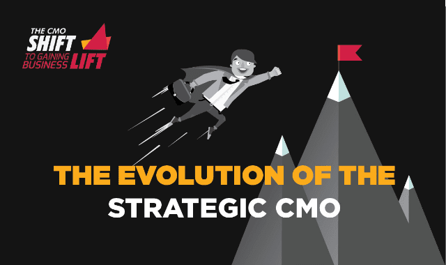 The Evolution Of The Strategic CMO