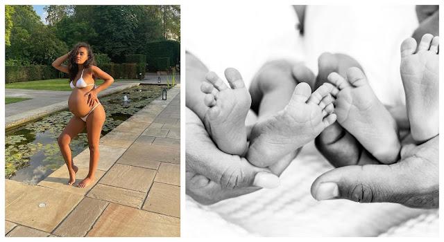 Little Mix star, Leigh-Anne Pinnock welcomes twins with her footballer Boyfriend Andre Gary