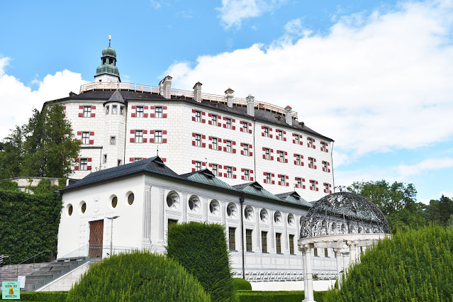 Castillo de Ambras en Innsbruck, Austria