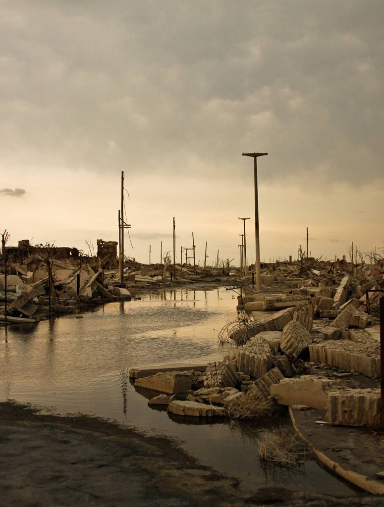 Villa Epecuén Argentina Abandoned Submerged Town Flooded Like Pompeii