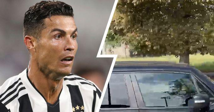 Source: Ronaldo says goodbye to Juve teammates