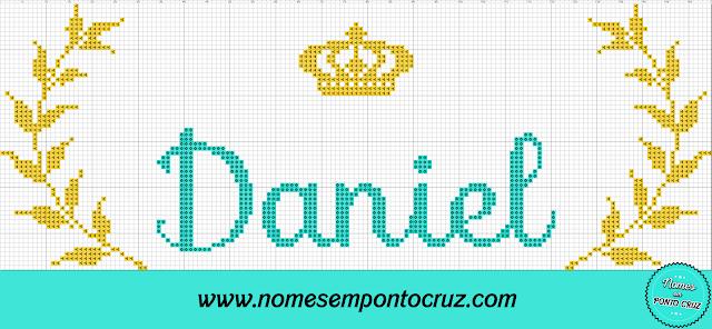 Nome Daniel em Ponto Cruz