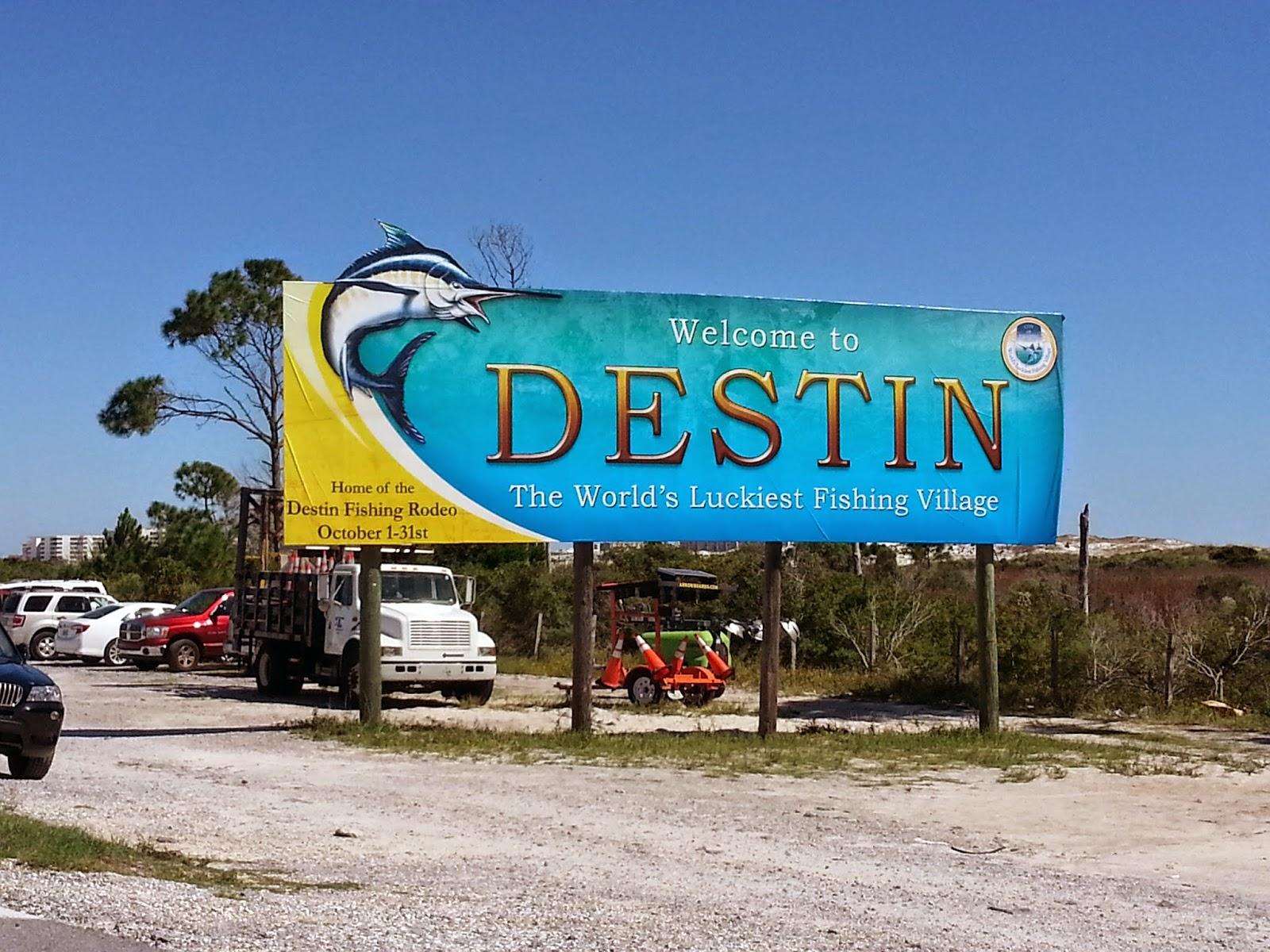 Destin Pelican Beach Resort In The Fall