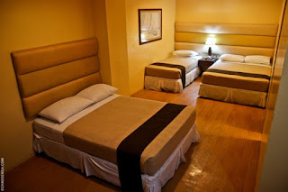hotel room, Mountain Lake Restort, Caliraya Springs, Laguna