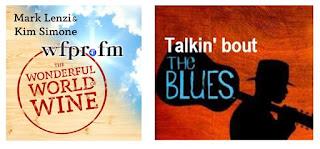 Franklin TV: Wine & Blues - Because, hey! Wine & Blues