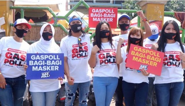 Komunitas Gass Poll Bantu Pemerintah Dari Hall Yang Kecil