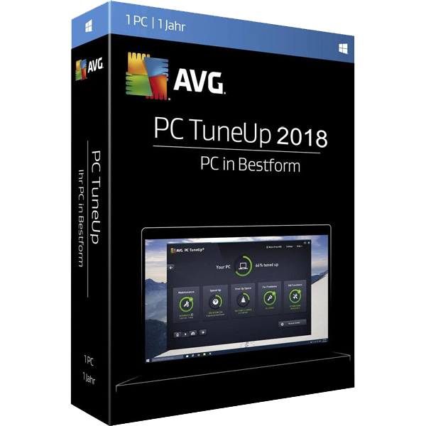 AVG PC TuneUp 2018 Product Key Update November 2018