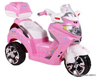 Motor Mainan Aki Pliko PK7100 Mio