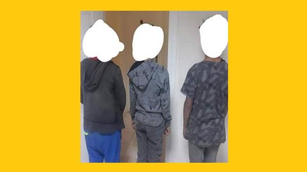 المهدية : ايقاف 3 اطفال اثر القيام بسلسلة من السرقات