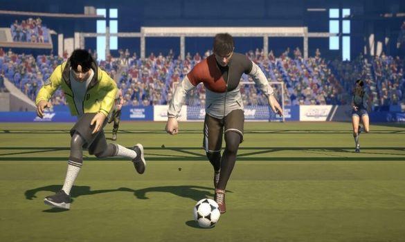 تحميل لعبة Extreme Football كرة قدم الشوارع للاندرويد !! طور الفولتا على الجوال