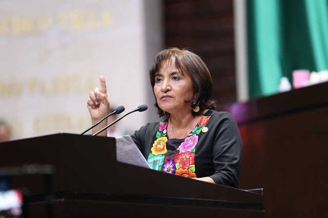 """""""Outsourcing"""", esclavitud moderna que despoja a trabajadores de derechos laborales: Margarita García"""