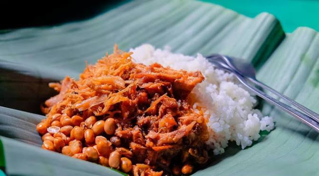 Nasi Balap Puyung - Kuliner Lombok